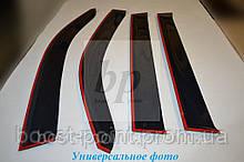 Дефлекторы окон (ветровики) Mercedes-benz c-class (w202) (мерседес-бенц ц 202 1993г+) SD Vl-tuning