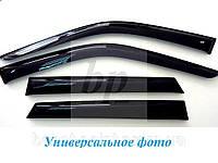 Дефлекторы окон (ветровики) Skoda superb I (шкода суперб 2001-2008)