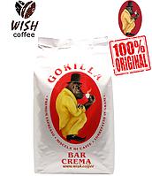 Кофе в зёрнах Joerges Espresso Gorilla Bar Crema 1 Kg (Йоргес Горилла Бар Крема 1кг)