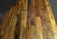 Доска массивная Art Wood (Арт Вуд) Орех Европейский с фаской
