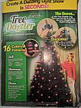 Гирлянда на новогоднюю елку конусная Tree Dazzler, фото 2