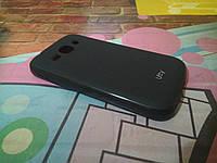 Чехол для Samsung Galaxy Ace 3 S7272 TPU черный