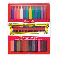 Набор для творчества Melissa&Doug Мелки полимерные 24 цвета (MD4136)