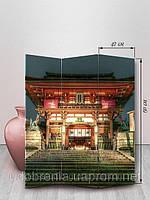 Ширма, 150см, Японская архитектура, Киев