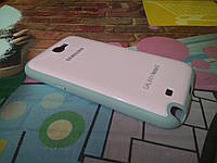 Чехол для Samsung Galaxy Note 2 N7100 TPU розовый