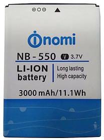 Аккумулятор (Батарея) для Nomi NB-550 i550 Space (3000 mAh)
