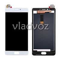 Дисплей модуль экран с сенсором для замены на Meizu E2 M2e LCD белый