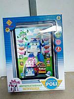 "Детский планшет ""PoliRoboCar "" (32х25х5см)"