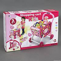 Детская Тележка с продуктами 008-903