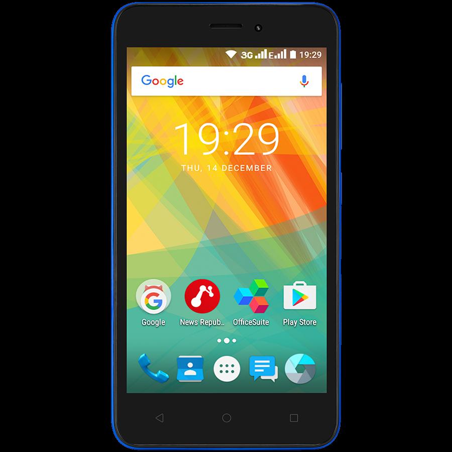 Смартфон Prestigio PSP3510 Wize G3 синий