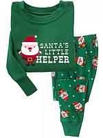 Пижама детская Санта 110