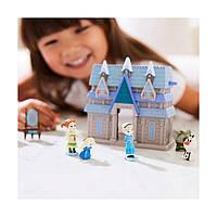 Набор домик - чемоданчик Анны и Эльзы Disney Frozen micro Animator Collection