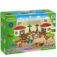 Ігровий набір  Ранчо Kid Cars 3D ,  арт. 53410,  Wader