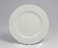 Тарелка плоская 170мм Афродита Lubiana