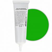 Гелевый краситель Топ продукт Зеленый, 100 грм