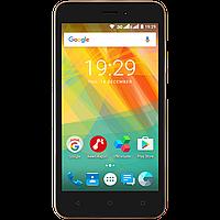 Смартфон Prestigio PSP3510 Wize G3 золотой