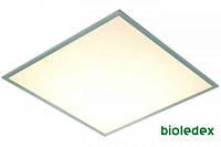 Ультратонкая LED панель Bioledex 40Вт 4000Лм 62х62 с теплым светом