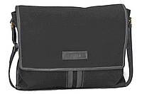 Мужская текстильная сумка VATTO MT34 черная