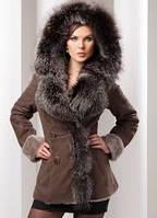 Модные шубы и дублёнки: тёплая и стильная зима
