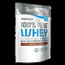 Протеин сывороточный Biotech 100% Pure Whey 454 г.