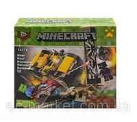 Конструктор Minecraft 14175 (аналог Lego Майнкрафт, Minecraft)