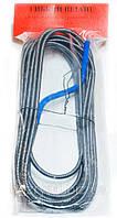 Трос гибкий 8 мм для прочистки водопровода 2.5 м