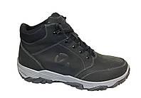 Мужские ботинки ECCO Snow-Grip зима, кожа