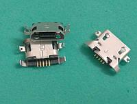 Разъем зарядки Lenovo P700i/K860/S560/S890/S6000, 5 pin, micro-USB тип-B