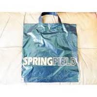 """Пакет поліетиленовий ПЕ тип петля """"Springfield"""" розмір 34х40 см"""