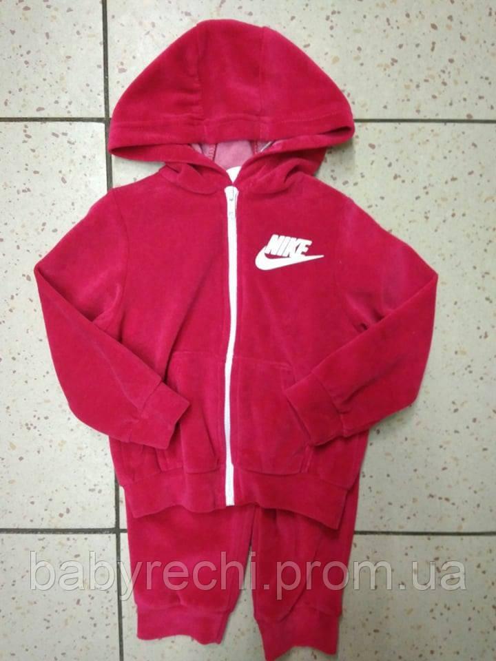 654a63e016a1 Детский красивый велюровый костюм Nike для девочки - Оптово-розничный интернет-магазин  детской одежды