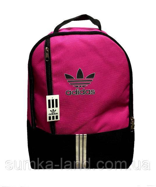 Малиновый рюкзак адидас рюкзак военного типа