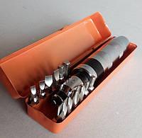 Отвертка ударная Neng, ударно-поворотная, 12 элементов. В металлическом кейсе.