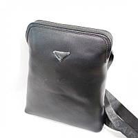 Мужские сумки через плечо кожаные MVOL JGK-00184