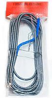 Трос гибкий 8 мм для прочистки водопровода 4 м