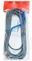 Трос гибкий 8 мм для прочистки водопровода 6 м