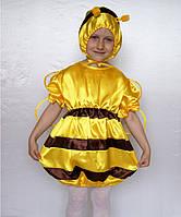 Новогодний костюм для девочки Пчелка