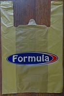 """Пакеты полиэтиленовые майка """"Формула"""""""