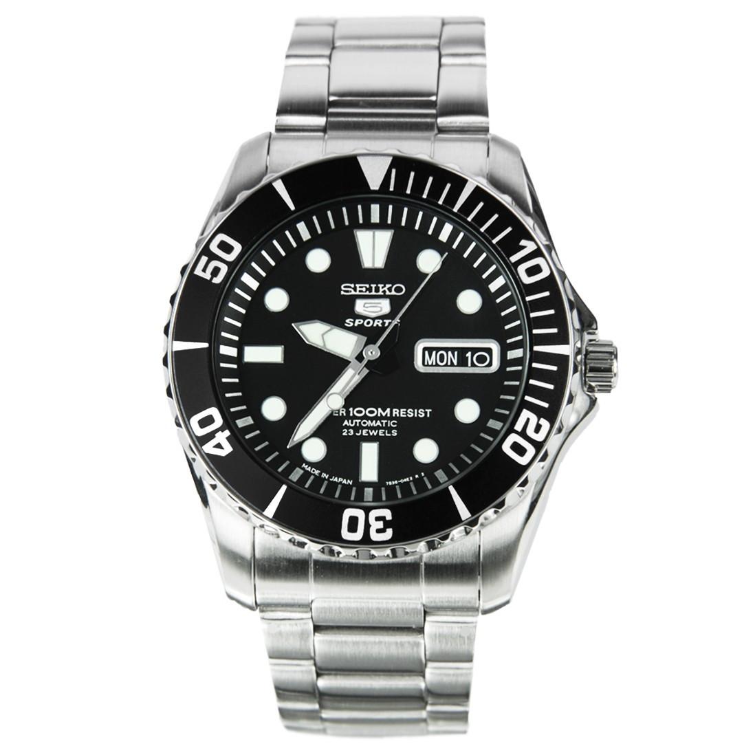 Часы Seiko SNZF17J1 Automatic 7S36