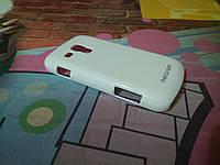 Чехол для Samsung Galaxy S Duos S7562 S7582 PL белый ПЛЕНКА