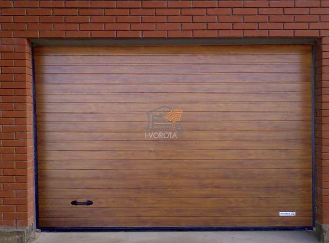 гаражные ворота б у