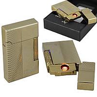 Подарочная зажигалка USB Dupont