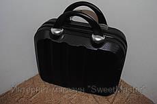 Сумка-чемодан мастера Черный