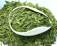 Зеленый чай Си Ху Лун Цзин (Колодец Дракона) высший сорт 25г