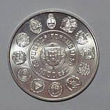 1000 эскудо 1997 Португалия - Танец. Серебро. UNC, фото 2