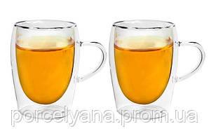 Чашка с двойным стеклом для чая 300мл 1шт boral