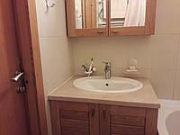 Ванный комплект деревянной мебели