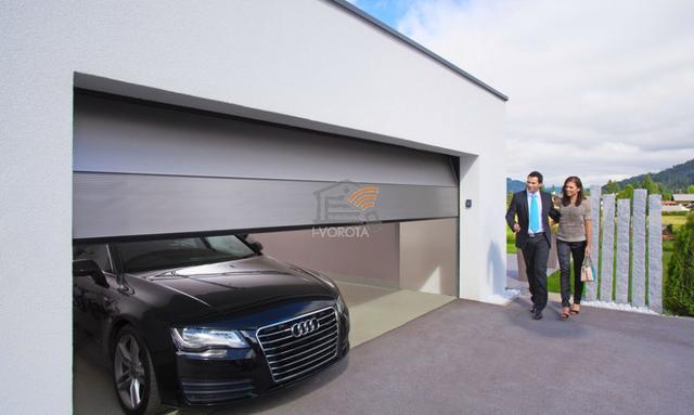 гаражные ворота г