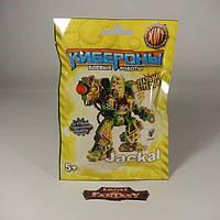 Шакал (Jackal) МІНІ Cyberon конструктор бойового робота, арт. 00733, Технолог