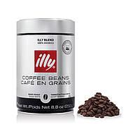 Кофе в зёрнах illy Grani Beans Grains  250g (Илли Эспрессо Тёмная обжарка 250г)