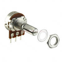 Резистор WH148-1A-2B 50 kОм 3pin L=20мм